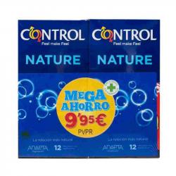 Preservativos Control Nature, Pack 24 Unidades