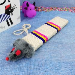 Rascador Ratón para Gatos