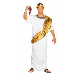 Disfraz de Cesar adulto. Disfraz de emperador romano