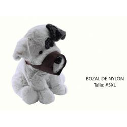Bozal de Nylon para perros, talla 5XL