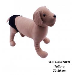 Braga higiénica para perra, talla 5 (70-80cm)