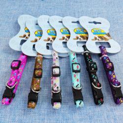 Collar de Nylon para cachorros XS, 22-40 cm
