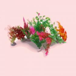 Planta artificial para pecera/acuario , varios modelos