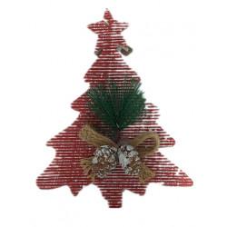 Colgante Navideño en forma de árbol