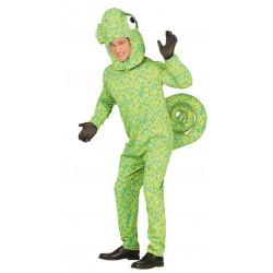 Disfraz de camaleón para adulto. Disfraz de Karma Chamaleon