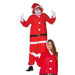 Disfraz Pijama de Santa Claus para adultos