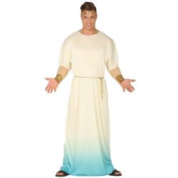 Disfraz de Dios Griego para Adulto. Disfraz de Poseidón / Zeus para adulto