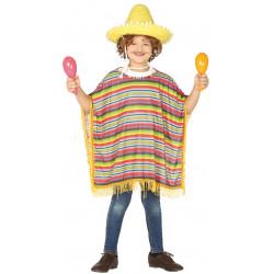 Disfraz Mexicano Niño