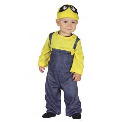 Minero amarillo baby
