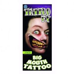 Tatuajes Boca Grande Halloween