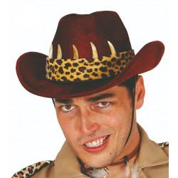Sombrero de cazador de cocodrilos