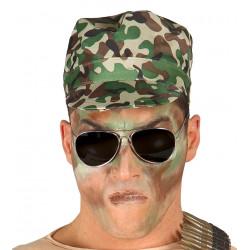 Gorra de Soldado Militar
