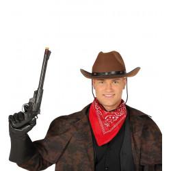Pistola / Revolver de Cañón Largo - 43 cm