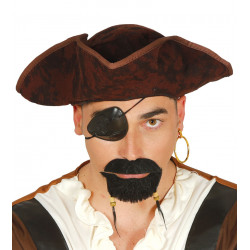 Sombrero Pirata para Adulto
