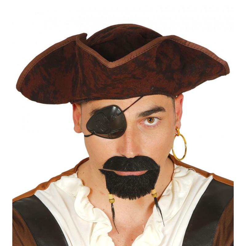 93a36d5aed42d Sombrero Pirata para Adulto
