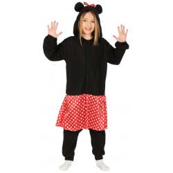 Disfraz de Minnie Mouse Infantil - Disfraz de Ratoncita para Niña