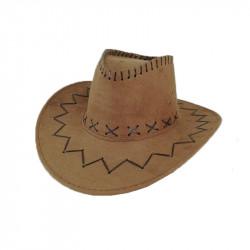 Sombrero Cowboy Marrón - Sombrero de Vaquero