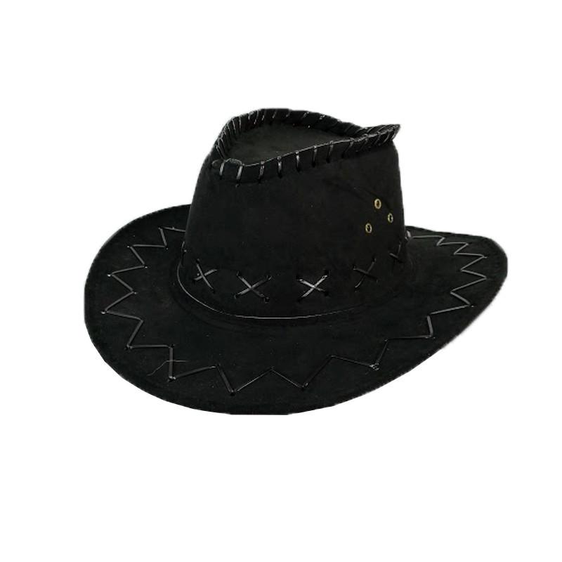 Sombrero Cowboy Negro Infantil - Sombrero de Vaquero 597cd905b6b