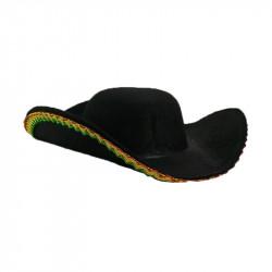 Sombrero Pirata con Puntilla - Sombrero Corsario