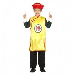 Disfraz de Luchador Infantil - Disfraz de Son Gohan para Niño
