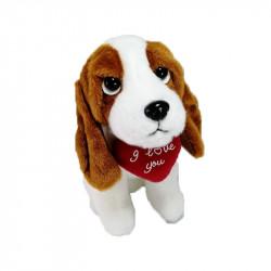 Peluche Beagle 'I Love You' - Peluche San Valentín