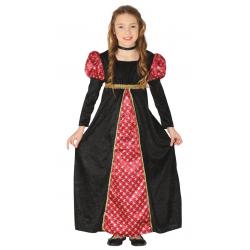 "Disfraz de Dama Medieval ""Niña"""