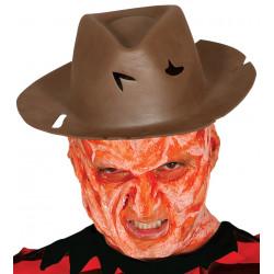 Sombrero de Aventurero Goma Eva - Sombrero de Freddy krueger