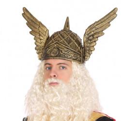 Casco de Odín - Casco Vikingo con Alas