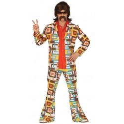 Disfraz de los Años 70 para Adulto