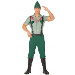 Disfraz de legionario español para adulto