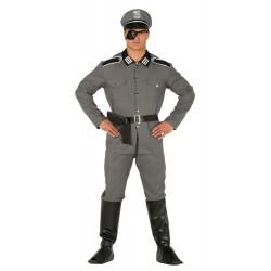 Disfraz de soldado alemán para adulto. Disfraz de Claus Von Stauffenberg