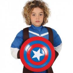 Escudo del Capitán América Infantil - Ø32 cm