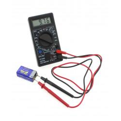 Multímetro Eléctrico DT-830B Digital