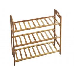 Zapatero de Bambú, 68 x 25 x 52 Cm
