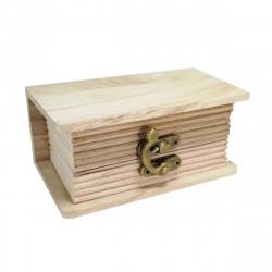 Caja de Madera 12 x 7 x 5 Cm