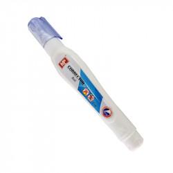 Corrector Líquido Bolígrafo de punta Fina, 7 ml