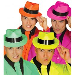 Sombrero Gangster de Cartón