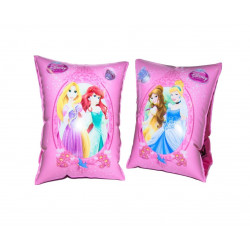 Manguito Inflable de Brazos Infantil - Manguito de Princesas Disney Color Rosa