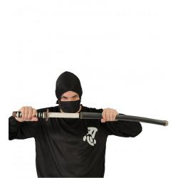 Sable japonés con funda 73 cms. Katana ninja