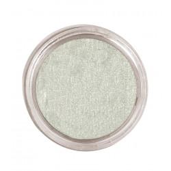 Maquillaje al agua plata