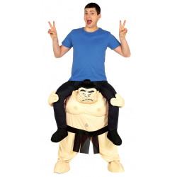 Disfraz de carry me sumo para adulto adulto