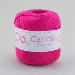 Ovillo lana caricia frescor 75gr. Rosa Fucsia No.738