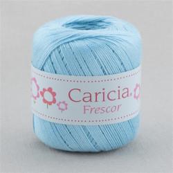 Ovillo lana caricia frescor 75gr. Azul cielo No.537
