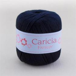 Ovillo lana caricia frescor 75gr. Azul oscuro No.632