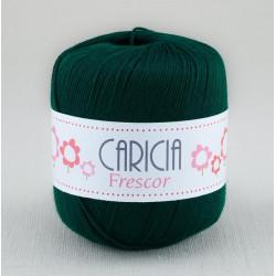 Ovillo lana caricia frescor 75gr. Verde Máquina No.469