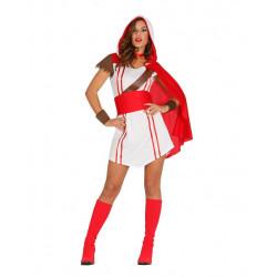 Disfraz de mercenaria adulta. Disfraz de Assassin's Creed para mujer