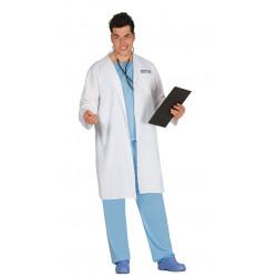 Disfraz de doctor para adulto - Uniforme de médico de hospital para adulto