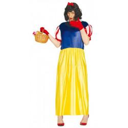 Disfraz de Princesa Blanca Nieves para Hombre