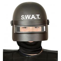 Casco SWAT antidisturbios infantil