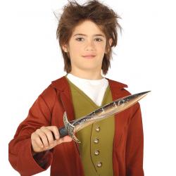 Daga Medieval 40 cm. Daga Dardo, El Hobbit